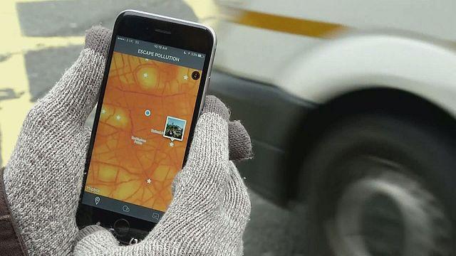 Екотехнології: міські лавки, які очищують повітря у Лондоні