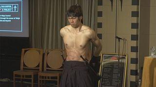 أكاديمية عالمية لتعليم النينجا في اليابان لجذب السياح
