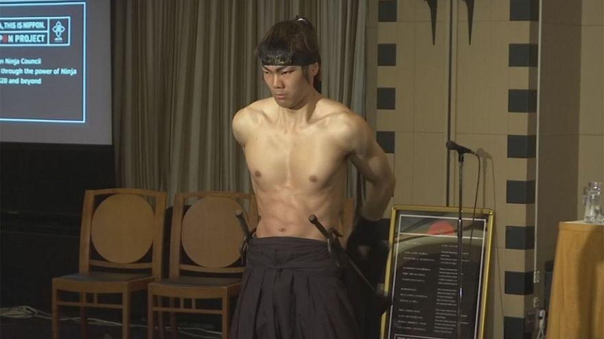 Япония: туристов будут заманивать ниндзя