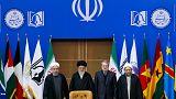 حسن روحانی: اگر همکاری ایران و لبنان نبود دمشق امروز پایتخت داعش بود
