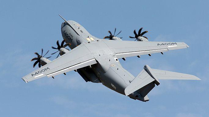 Аеробус підвів військовий А400М