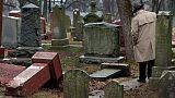 Müslümanlar Yahudi mezarlığı için para topladı