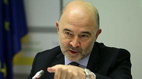 Μοσκοβισί: Ισορροπημένο πακέτο μεταρρυθμίσεων και θετικών μέτρων για την Ελλάδα