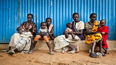 1.4 million African children at imminent risk of starvation