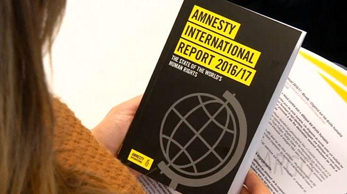 Amnesty International veröffentlicht Jahresbericht