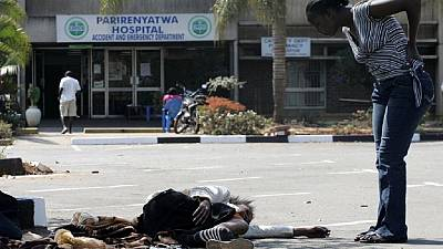 Zimbabwe deploys army to hospitals as doctors strike takes its toll