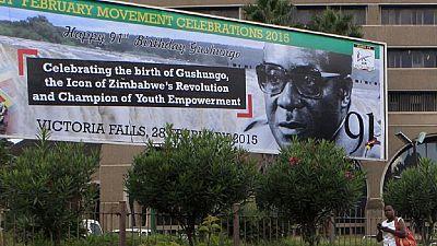 Zimbabwe : des écoles fermées pour la fête d'anniversaire de Mugabe