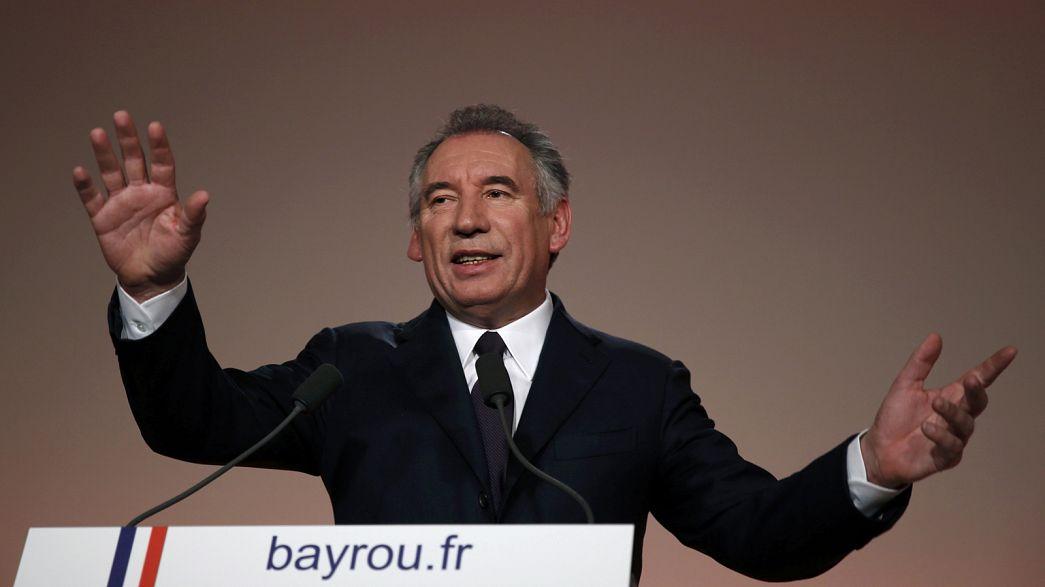 Bayrou (65) stellt sich hinter Macron (39) und warnt vor der extremen Rechten