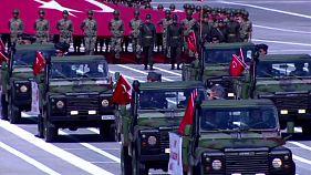 Турция: женщинам-военнослужащим разрешили носить мусульманские головные платки