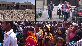 """منظمة العفو الدولية:""""انتهاكات جسيمة لحقوق الإنسان خلال 2016"""""""