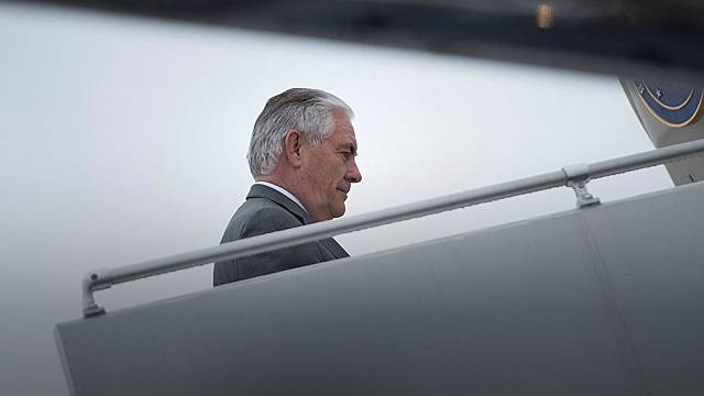 """Diplomatic """"Mission Impossible"""" for Tillerson in Mexico"""