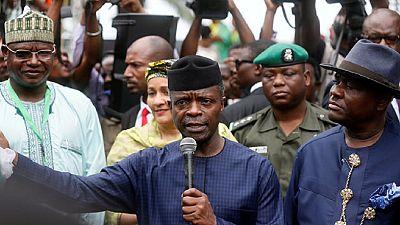 Nigéria : l'intérim d'Osinbajo ravive les craintes d'une vacance du pouvoir