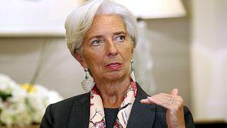 Λαγκάρντ: Απαιραίτητες οι μεταρρυθμίσεις πριν την συζήτηση για το χρέος