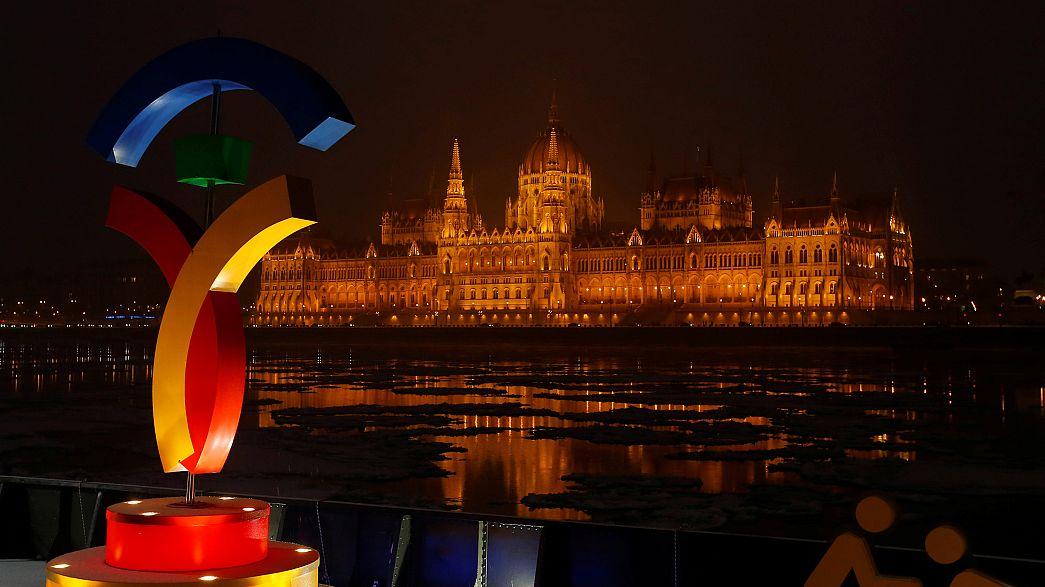 Budapeşte Olimpiyat Oyunları'ndan adaylığını çekiyor