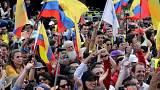 Ecuador election goes to an April run-off