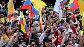Moreno knapp am Triumph vorbei: Stichwahl um Präsidentenamt in Ecuador