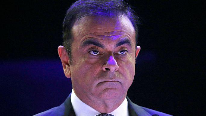 Nissan, Carlos Ghosn lascia carica Amministratore Delegato