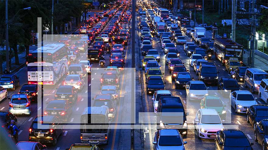 İstanbullu yılın 2,5 gününü trafikte geçiriyor