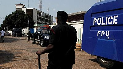 Ghana police arrests 24 for stripping and abusing alleged female thief