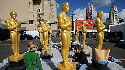 Oscars preparations underway