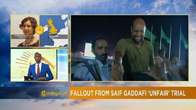Saif Al-Islam doit être jugé par la CPI (ONU) [The Morning call]