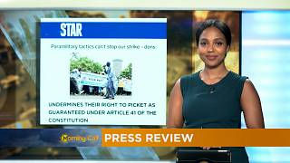Press Review of February 23, 2017 [The Morning Call]