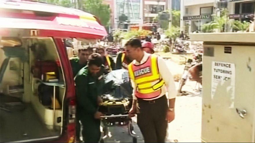 Pakistan : au moins six morts à Lahore après un nouvel attentat