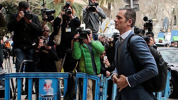 Genro do rei de Espanha aguarda em liberdade na Suíça decisão do Supremo Tribunal