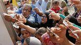 ظهور ما يعرف بسوق الكسر من المواد الغذائية في مصر بسبب غلاء الأسعار