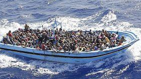فيديو:عشرات الجثث من المهاجرين على الشواطىء الليبية