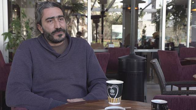 """Gregoris Ioannou: reunification of Cyprus """"could stop the drift of young people abroad"""""""
