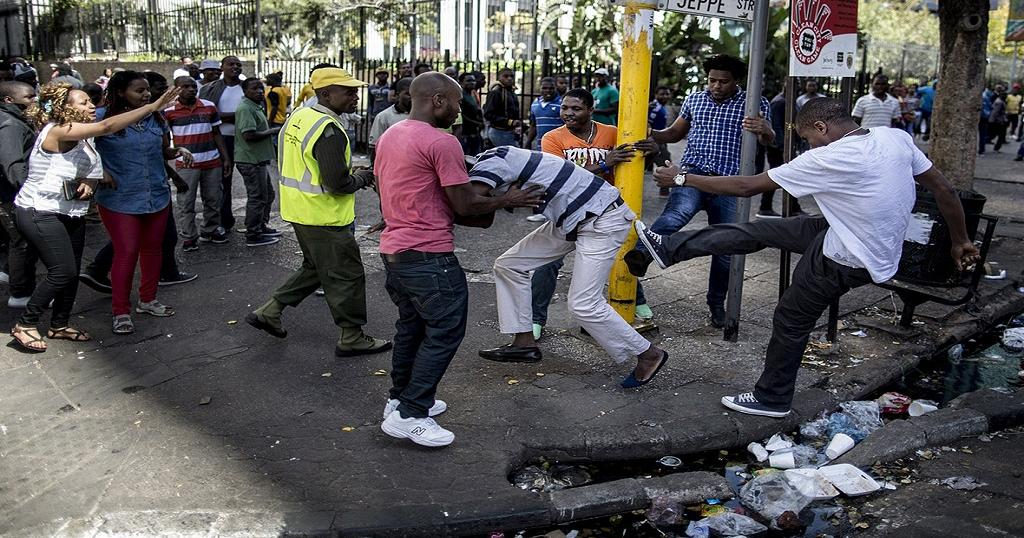 South Africa Appeals For Calm After A Wave Of Xenophobic