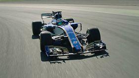 Fórmula 1: Sauber é o primeiro a regressar à pista