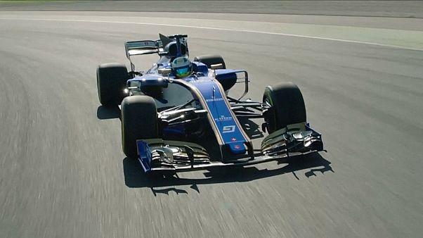 A középmezőnyt célozza meg a Sauber