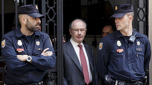 إسبانيا: الحكم بالسجن على الرئيس السابق لصندوق النقد الدولي