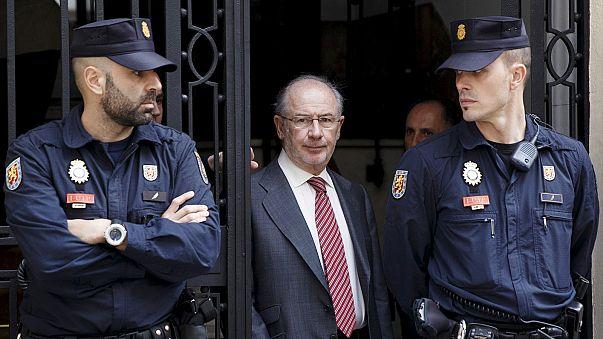 Ex-patrão do FMI Rodrigo Rato condenado a quatro anos e meio de prisão