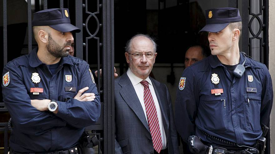 Former IMF head sentenced for credit card fraud