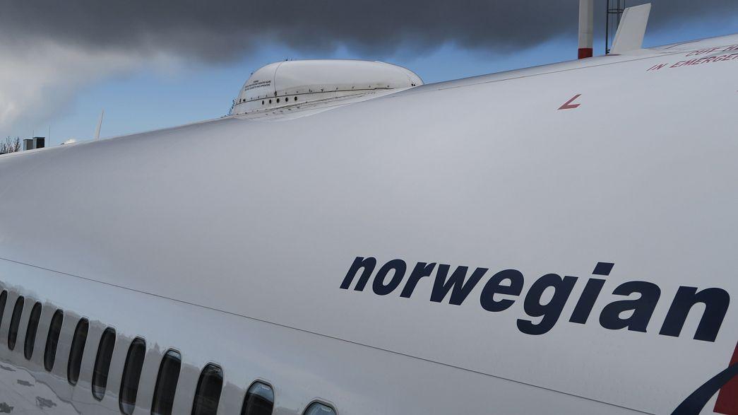 Düşük maliyetli havayolu şirketlerinin ABD rekabetinde son atak Norveç'ten