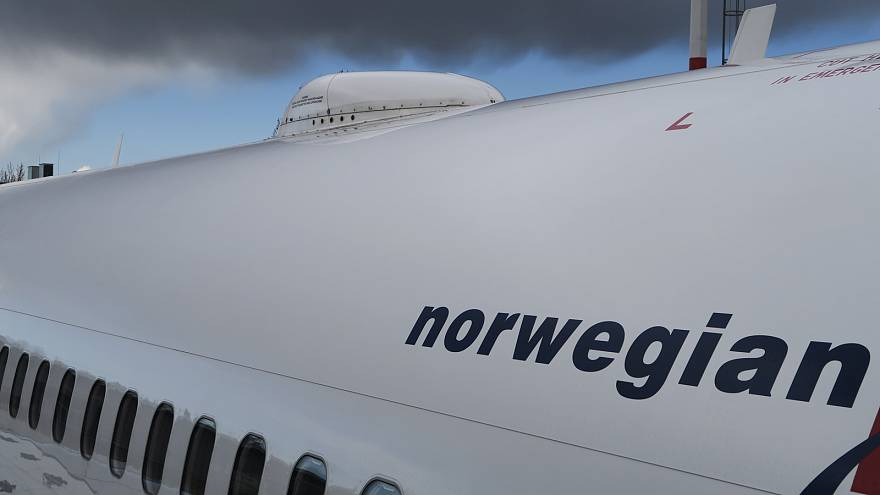 """Norwegian lança voos transatlânticos """"low cost"""" no verão"""