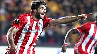 Γιουρόπα Λιγκ: Ο Ολυμπιακός «άλωσε« την Άγκυρα (3-0)
