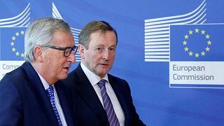 """""""Breves de Bruxelas"""": PM da Irlanda preocupado com fronteira pós-Brexit"""
