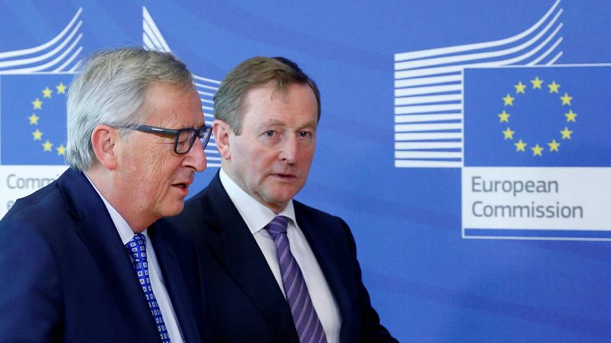 The Brief from Brussels: UK sees EU migration fall