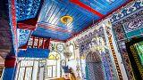Trabzon camileri görenleri şaşırtıyor