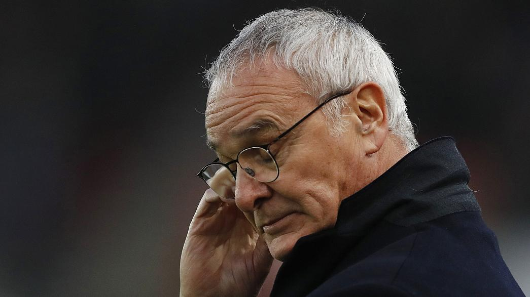 England-Meister Leicester City trennt sich von Trainer Ranieri