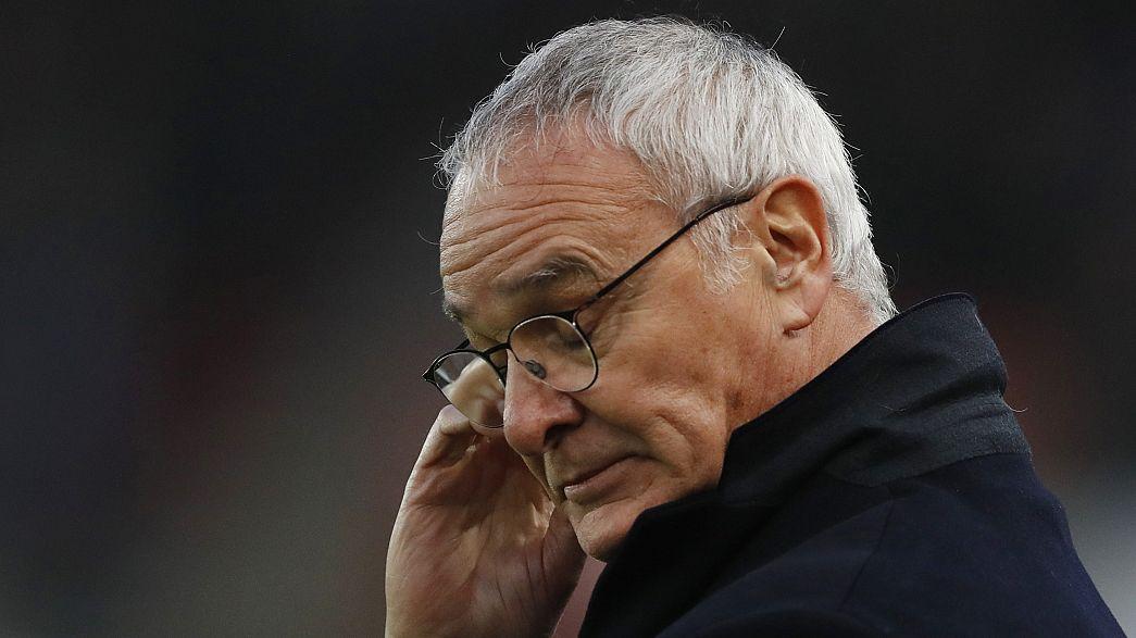 Premier League: Leicester despede Claudio Ranieri