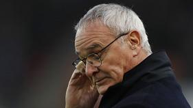 Leicester sack manager Ranieri