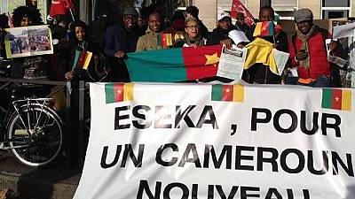 Crise anglophone au Cameroun : marche de la diaspora pour un dialogue national