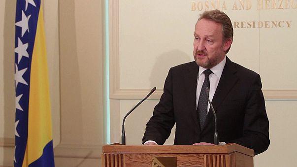 Bosnien will Serbien erneut für Kriegsverbrechen verantwortlich machen