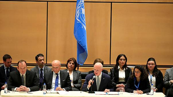 Negociações de Paz sobre a Síria arrancam em Genebra