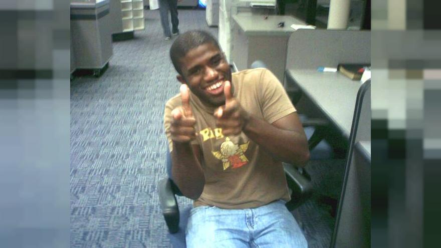 Image: Warren Clark in a photo from his MySpace page.